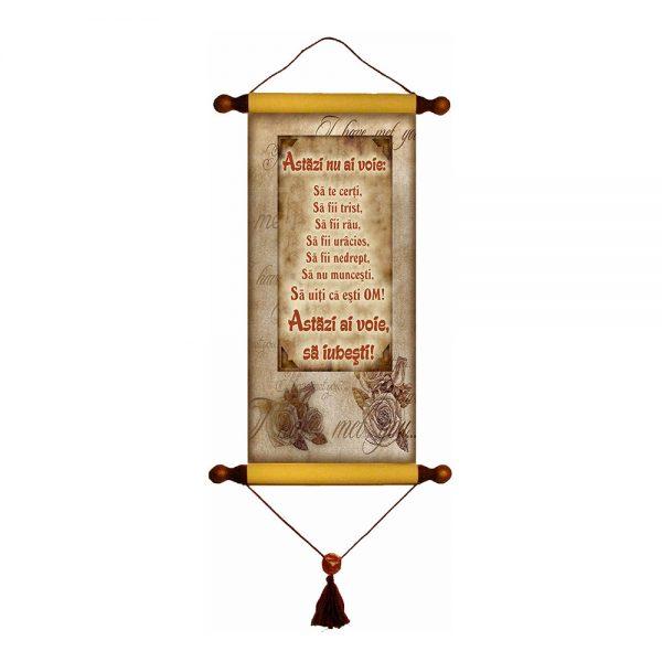 Astăzi ai voie să iubești - Papirus lung citate
