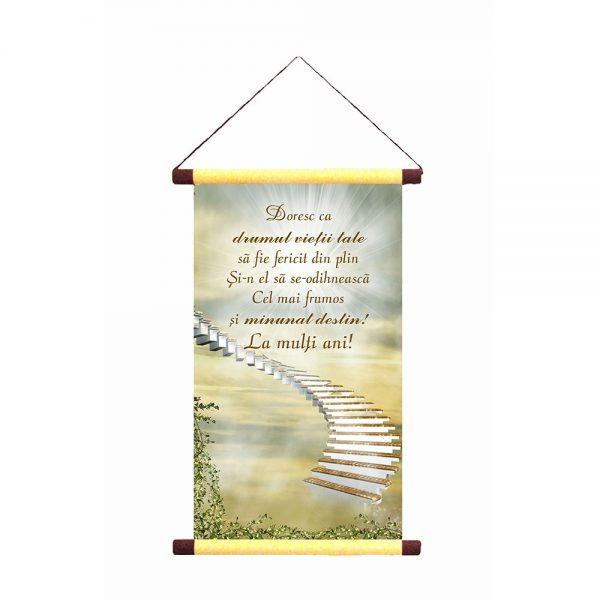 Doresc ca drumul vieții - Papirus A5