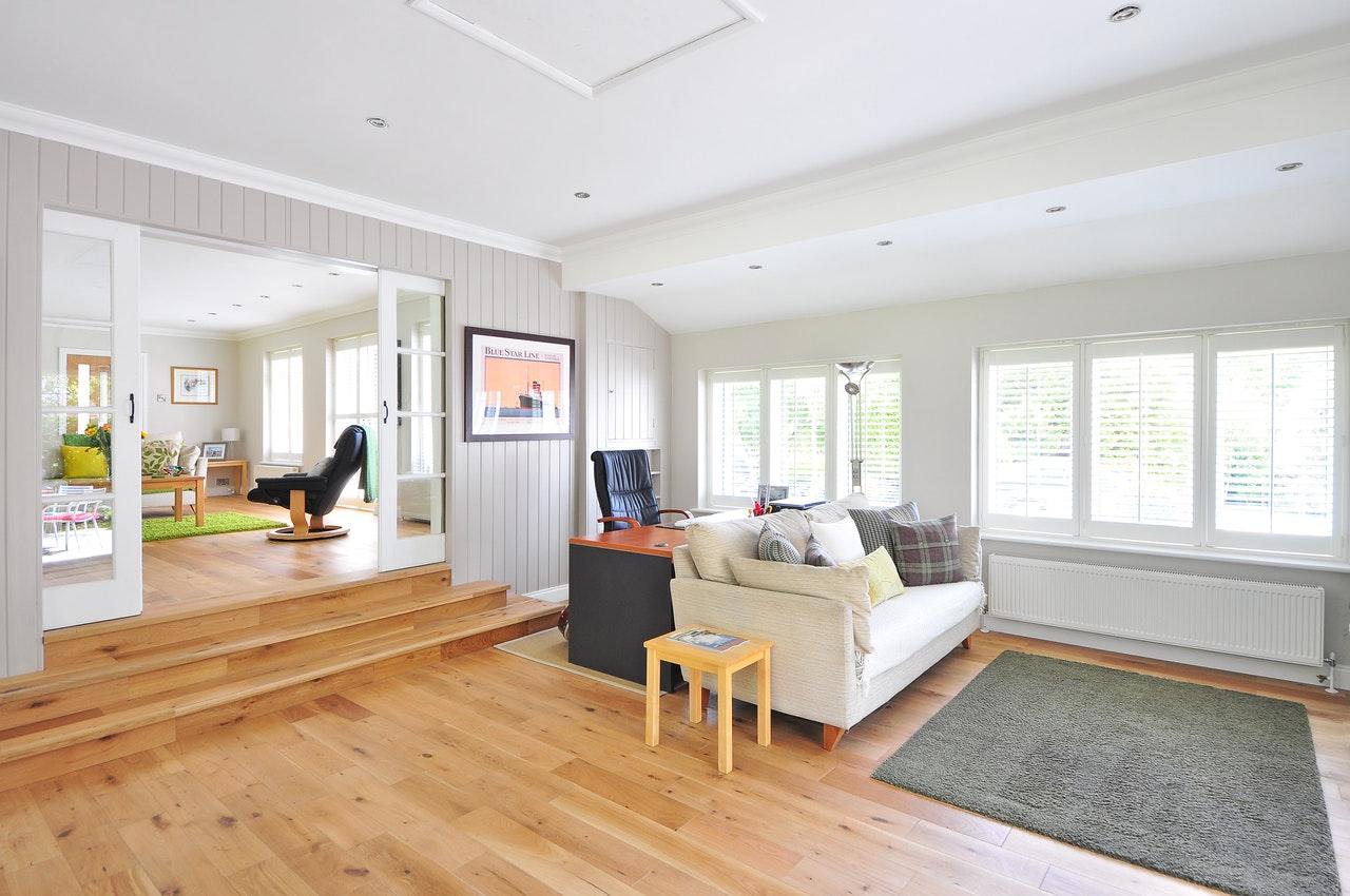 Amenajări interioare pentru casă modernă